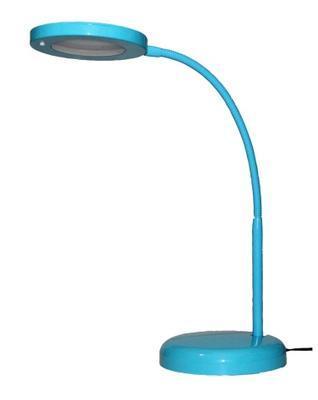 Argus Light Stolní lampa LED Anita 1009 modrá