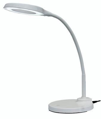Argus Light 2050 NINA stolní lampa stříbrná