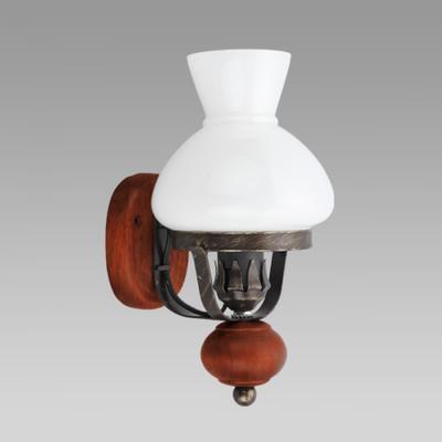 Nástěnné rustikální svítidlo Victoria 25009 Prezent - 1
