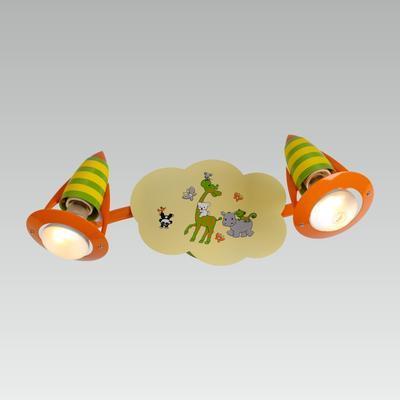 Prezent 28013 Safari nástěnné svítidlo