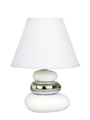 Rabalux 4949 Salem Stolní lampa bílá - 1