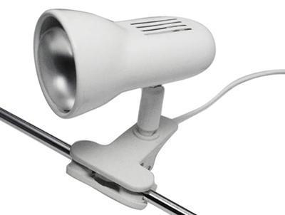 Argus 50021/KL TIPO lampička na klip bílá