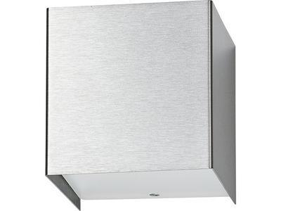 Nástěnné svítidlo Cube Silver 5267 Nowodvorski