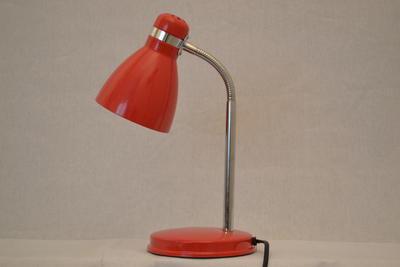 Nipeko 604.007  stolní lampa červená