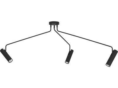 Nowodvorski 6504 Eye Super Black stropní svítidlo