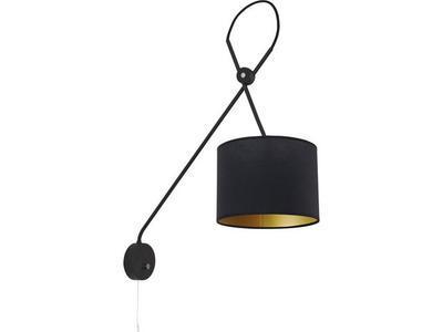 Nowodvorski 6513 Viper Black nástěnné svítidlo