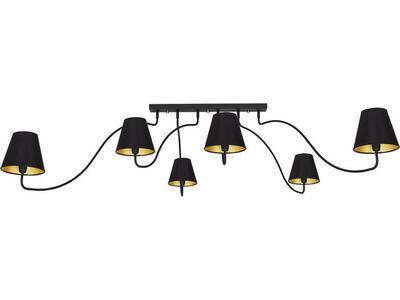 Nowodvorski 6560 Swivel black stropní svítidlo