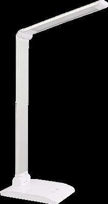 Nipeko HT6903 bílá  LED stmívatelná stolní lampa