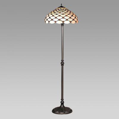 Stojací lampa Tiffany 76 Prezent