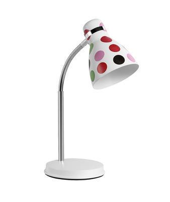 Nipeko GX6315S stolní lampa puntík barevná
