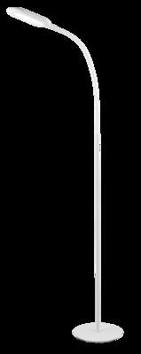 Avide HT 8008 F 9900036 stojací lampa bílá - 1