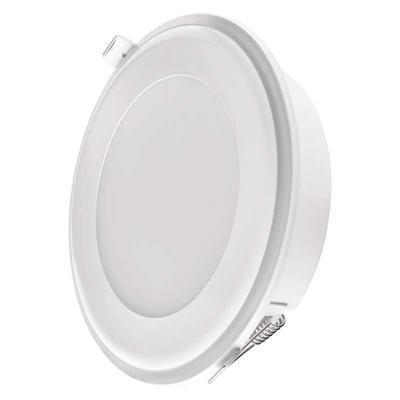 Emos ZD 1321 LED panel 2v1 148mm, kruhový vestavný, 13W teple bílá - 1