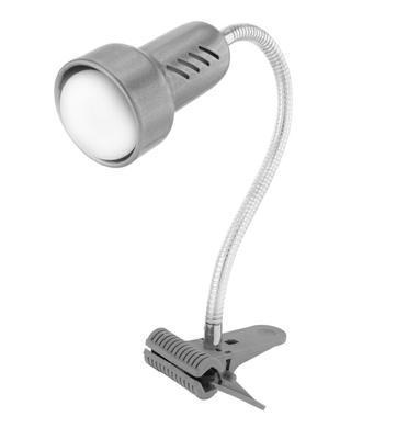 Sandria Lolek stříbrný stolní lampa s klipem