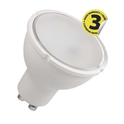 Emos LED žárovka Premium MR16 6W GU10 teplá bílá, stmívatelná - 1