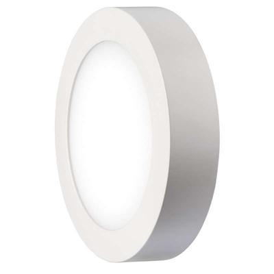 Emos ZM5142 LED panel 225mm, kruhový přisazený bílý, 18W neutrální bílá - 1