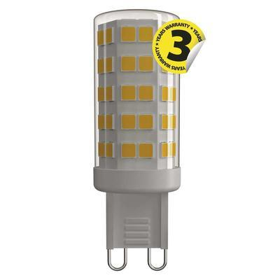Emos ZQ9530 LED žárovka Classic JC A++ 3,5W G9 teplá bílá - 1