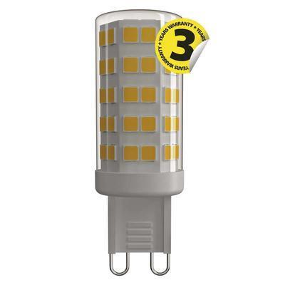 Emos ZQ9540 LED žárovka  Classic JC A++ 4,5W G9 teplá bílá - 1