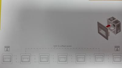 Emithor 70401 Step Light LED svítidlo - 2