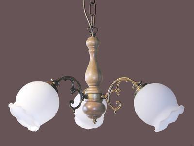 Argus Light Závěsné rustikální svítidlo 8008/3 - 2