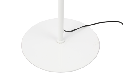 Avide HT 8008 F 9900036 stojací lampa bílá - 2