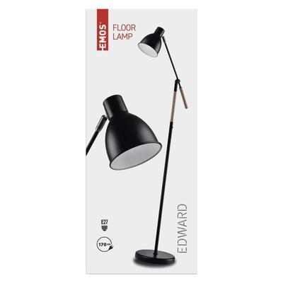 Emos Z7606 Edward stojací lampa - 2