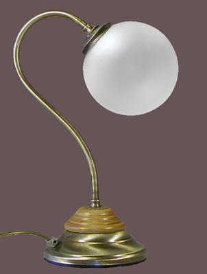 Argus Light Stolní rustikální lampa 8008/L Argus - 3