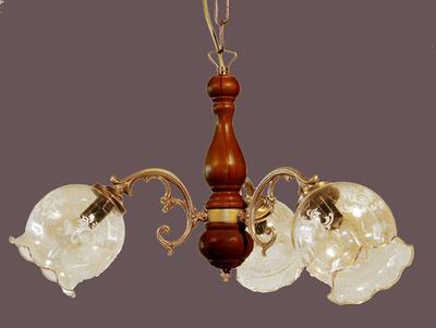 Argus Light Závěsné rustikální svítidlo 8008/3 - 3