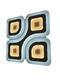 Avide Dakar 9570045  stropní LED svítidlo - 3/4
