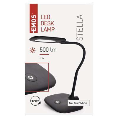 Emos Z7602B Stella stolní lampa - 4