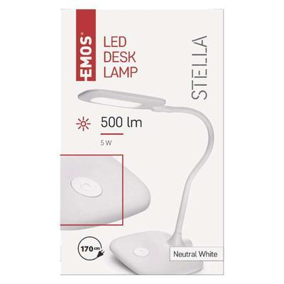 Emos Z7602W Stella stolní lampa - 4